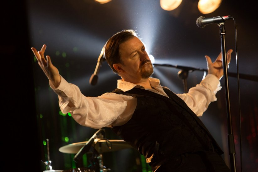 David Brent: Life On The Road : Photo Ricky Gervais