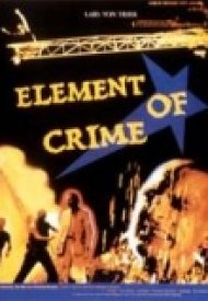 Affiche de Element of crime