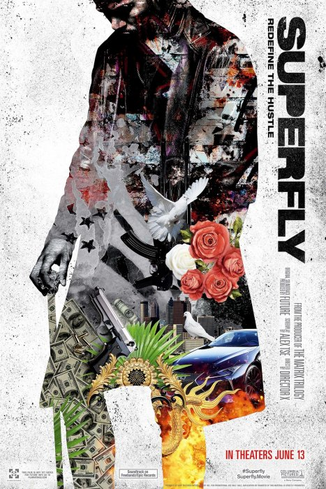 Superfly : Affiche
