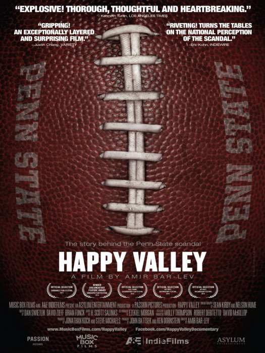 Happy Valley : Affiche