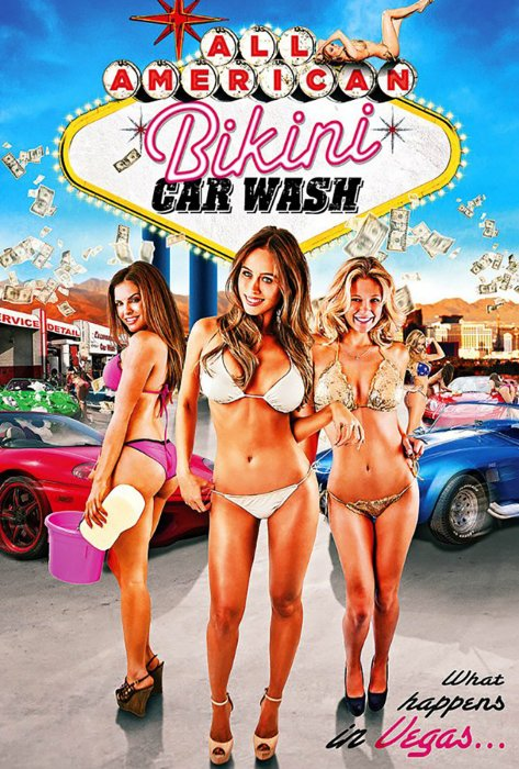 All American Bikini Car Wash : Affiche