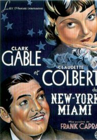 Affiche de New York-Miami
