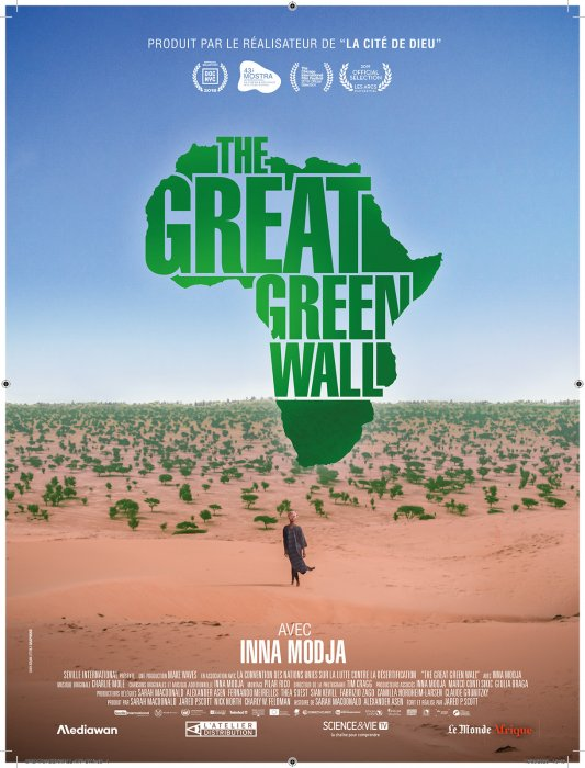 The Great Green Wall : Affiche