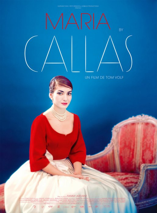 Maria by Callas : Affiche