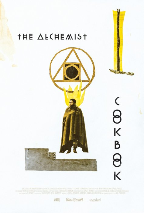 The Alchemist Cookbook : Affiche