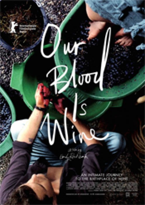 Our Blood Is Wine : Affiche