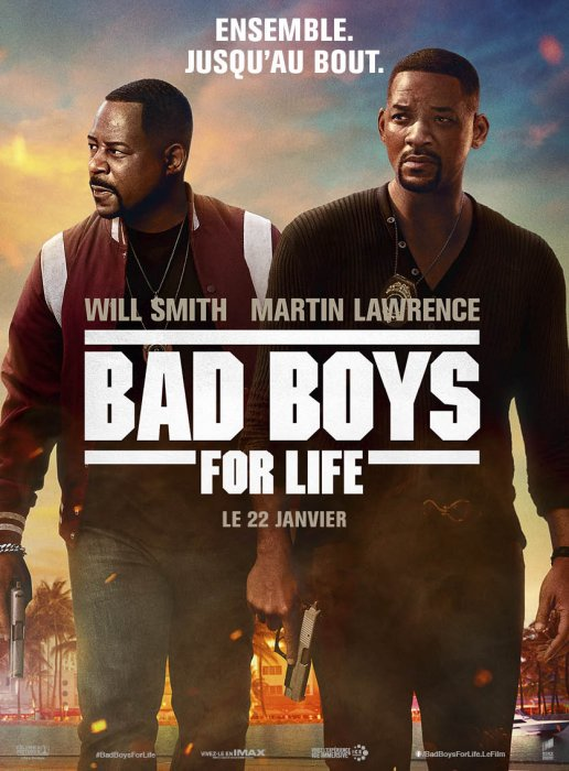Bad Boys For Life : Affiche