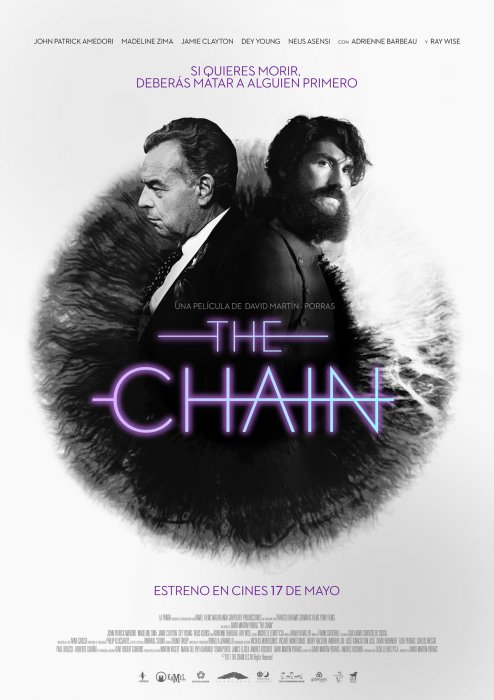 Chain of Death : Affiche