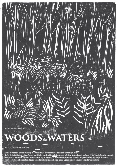 Woods & Waters : Affiche