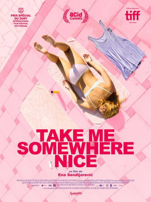 Take Me Somewhere Nice : Affiche
