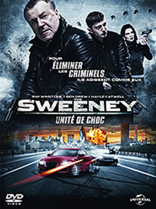 The Sweeney : Affiche