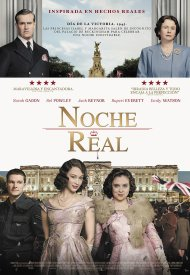 Affiche de A Royal Night Out