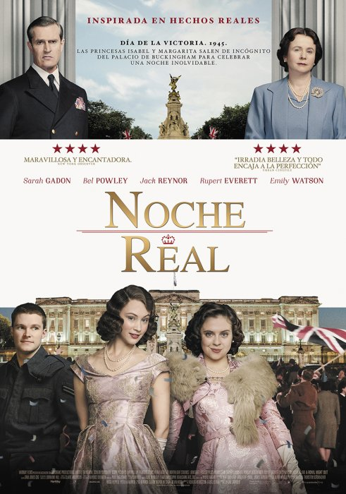 A Royal Night Out : Affiche