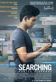 Affiche de Searching - Portée disparue