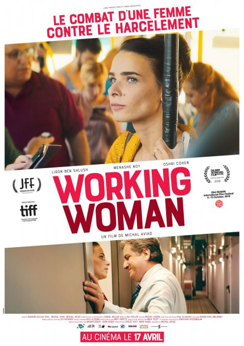 Working Woman : Affiche