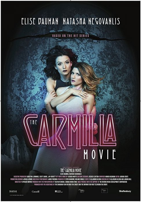 Carmilla: The Movie : Affiche