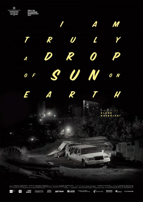 Drop of sun (I am truly a drop of sun on earth) : Affiche