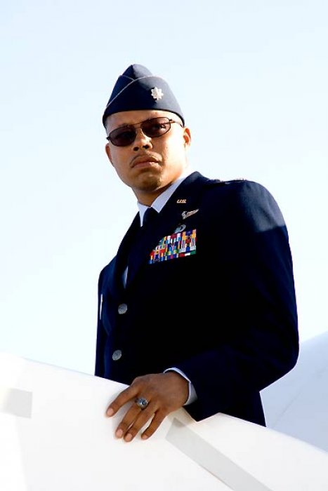 Iron Man : Photo Terrence Howard