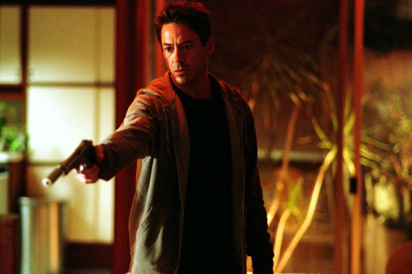 Kiss kiss, bang bang : Photo Robert Downey Jr.