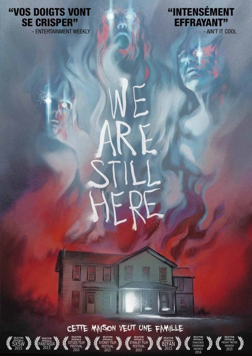 We Are Still Here : Affiche