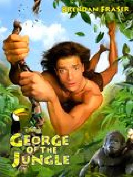 George de la jungle : Affiche