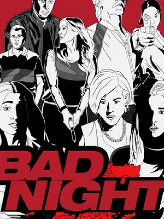 Bad Night : Affiche