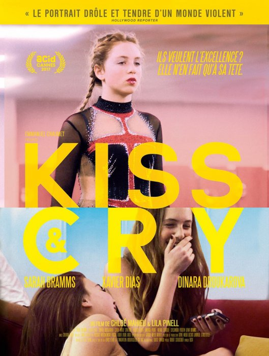 Kiss & Cry : Affiche
