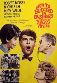 Affiche de How to Succeed in Business Without Really Trying