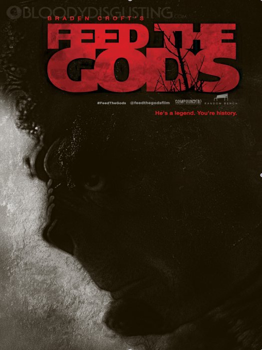 Feed the Gods : Affiche