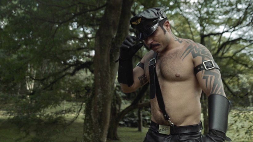 Mr. Leather : Photo