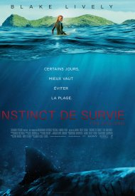 Affiche de Instinct de survie - The Shallows