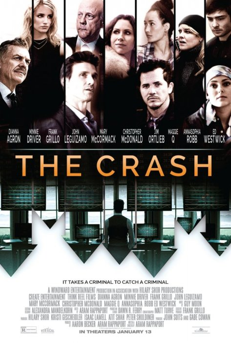 The Crash : Affiche
