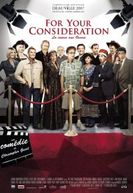 Affiche de For Your Consideration