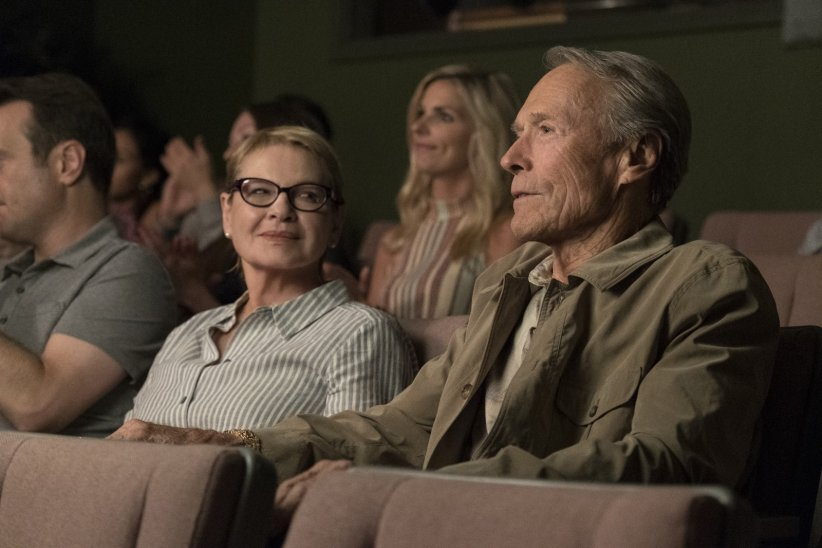 La Mule : Photo Clint Eastwood, Dianne Wiest