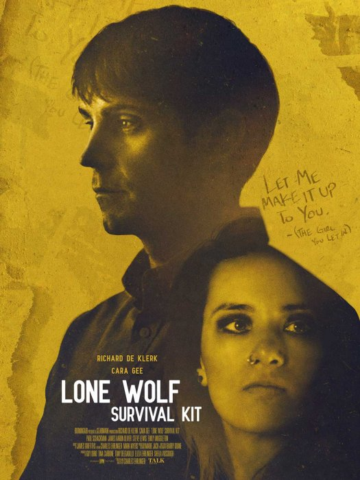 Lone Wolf Survival Kit : Affiche