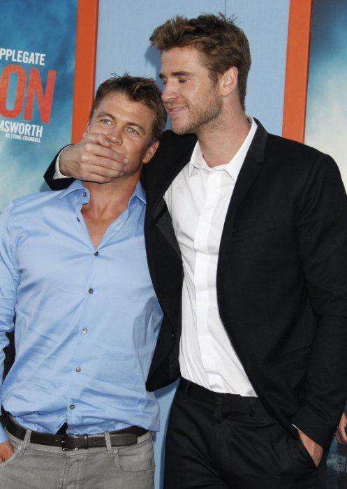 Vive les vacances : Photo promotionnelle Liam Hemsworth, Luke Hemsworth