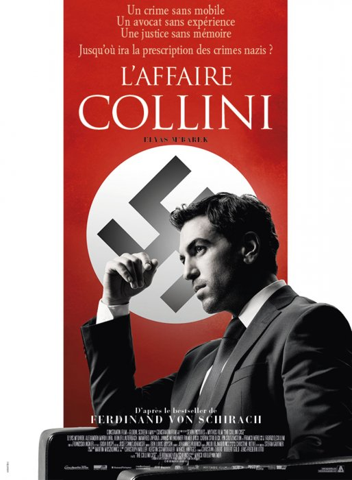 L'Affaire Collini : Affiche