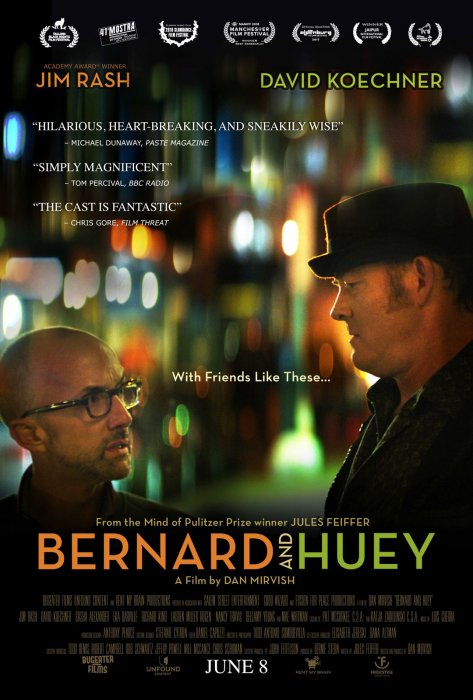 Bernard and Huey : Affiche