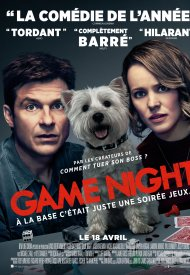Affiche de Game Night