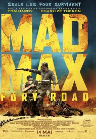 Affiche de Mad Max: Fury Road