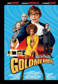 Affiche de Austin Powers dans Goldmember