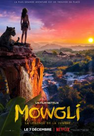Affiche de Mowgli : la légende de la jungle