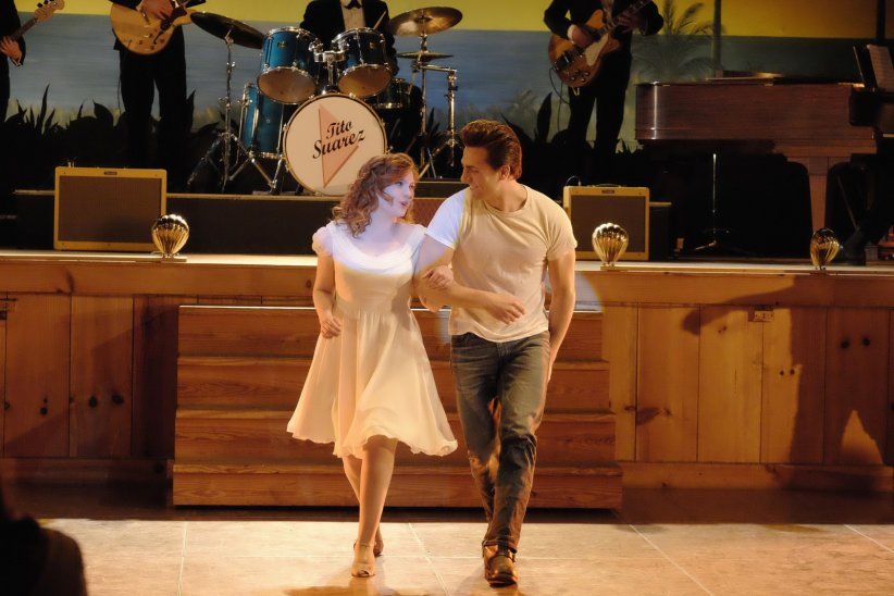 Dirty Dancing : Photo Abigail Breslin, Colt Prattes