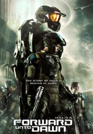 Affiche de Halo 4 - Forward Unto Dawn