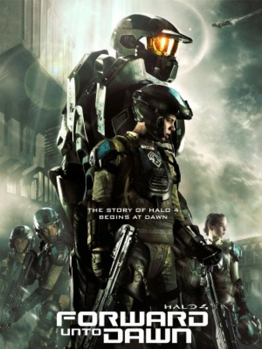 Halo 4 - Forward Unto Dawn : Affiche