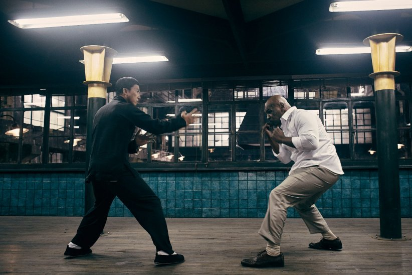 Ip Man 3 : Photo Donnie Yen, Mike Tyson
