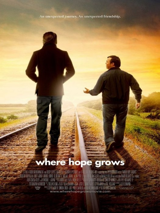 Where Hope Grows : Affiche