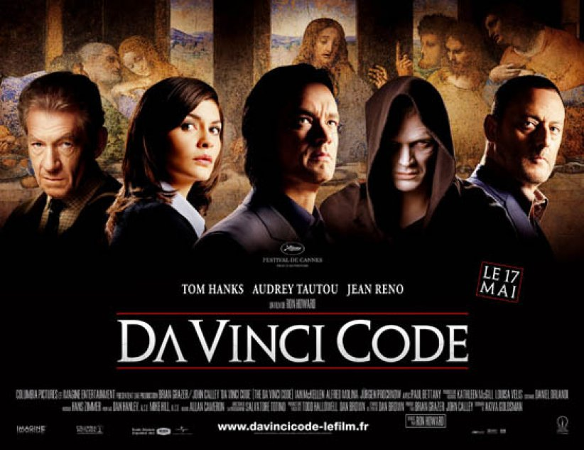 Da Vinci Code : Photo Ron Howard