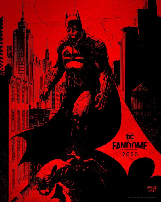 The Batman : Affiche