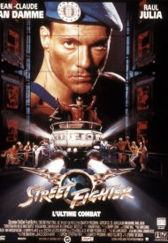 Affiche de Street Fighter - L'ultime combat